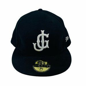 Jackson Generals New Era 59Fifty Fitted Hat 7 5/8